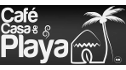 logo de Cafe Casa de Playa