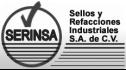logo de Sellos y Refacciones Industriales