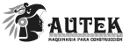 logo de Autek Maquinaria para Construccion