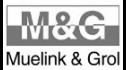 Logotipo de Muelink & Grol B.V.