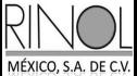 logo de Rinol Mexico