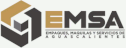 logo de Empaques Maquilas y Servicios de Aguascalientes EMSA