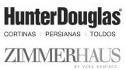 logo de Hunter Douglas Zimmerhaus