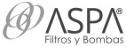 Logotipo de Aspa Filtros