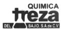 logo de Quimica Treza del Bajio
