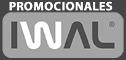 logo de IWAL Promocionales